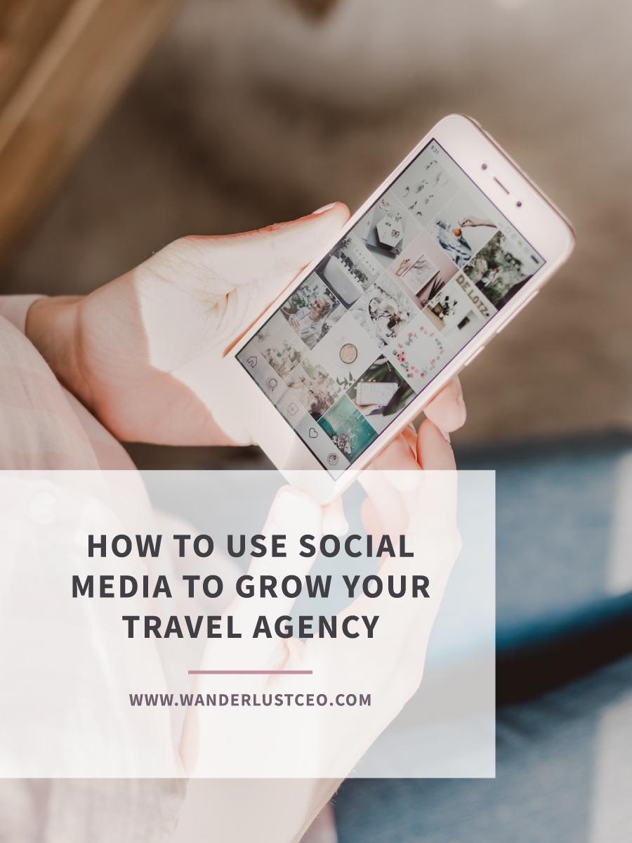 How to Use Social Media to Grow Your Travel Agency | Cyndi Williams