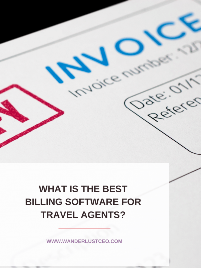Pin It - What is the Best Billing Software for Travel Agents